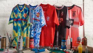 Replicas de camisetas